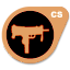 Bronze Ingram MAC-10