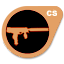 Bronze Steyr Tactical Machine Pistol
